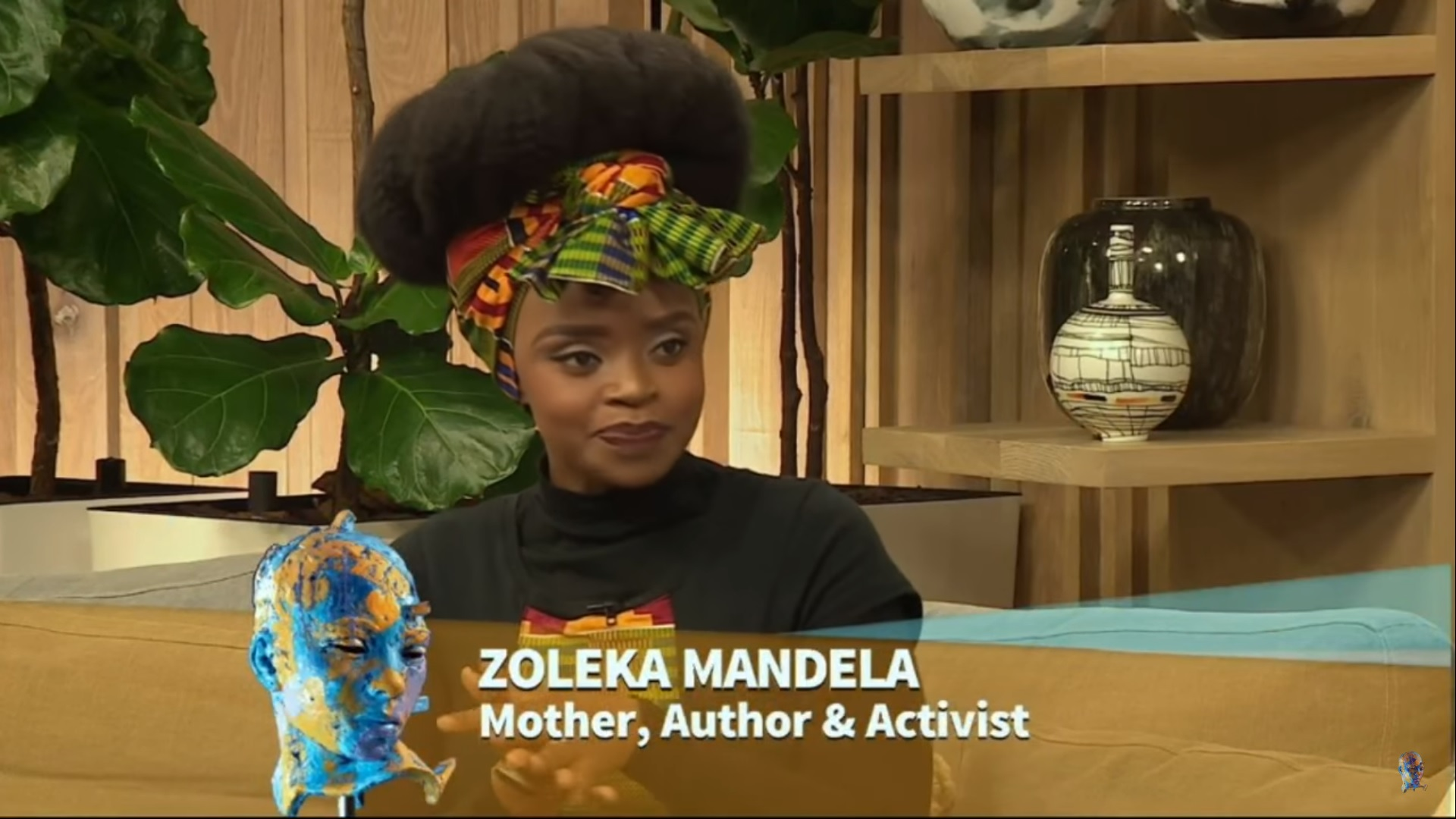 Interview with Zoleka Mandela | Afternoon Express | 26 July 2017